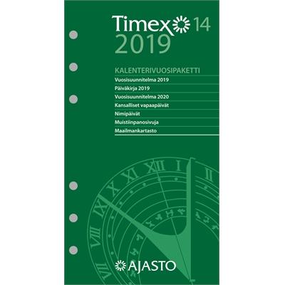 Timex 14 -kalenterivuosipaketti 2018