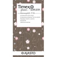 Timex 7 Planner -lukuvuosipaketti 18 kk 2018-2019