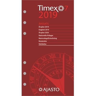 Timex 7 -årssats 2018