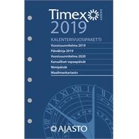 Timex Handy-kalenterivuosipaketti 2019