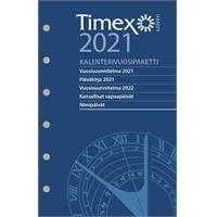Timex Handy - vuosipaketti 2021 - Ajasto