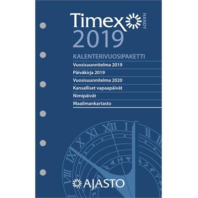 Timex Handy-kalenterivuosipaketti 2018