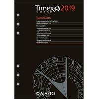 Timex Space-kalenterivuosipaketti 2019