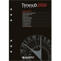 Timex Space - kalenterivuosipaketti 2020 - Ajasto