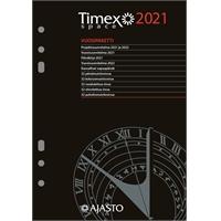 Timex Space -kalenterivuosipaketti 2021 - Ajasto