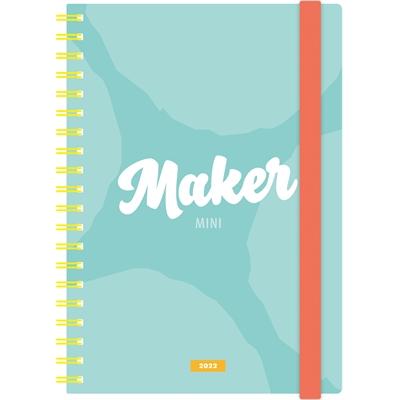 Maker Mini 2022 pöytäkalenteri - Ajasto