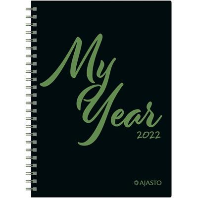 My Year 2022 pöytäkalenteri - Ajasto