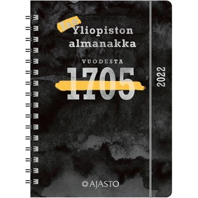 Iso Yliopiston almanakka 2022 pöytäkalenteri - Ajasto