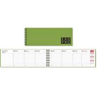 EkoPro 2021 vihreä pöytäkalenteri - CC Kalenterit