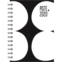 Piste 2020 pöytäkalenteri - Ajasto