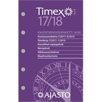 Timex Mini-lukuvuosipaketti 18 kk